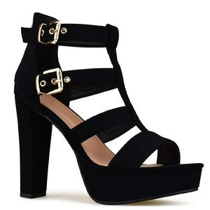 TOP MODA New Heels